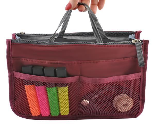 /><br /> <br /> <big><big><br /> Každá znáte ten pocit nutnosti mít v kabelce jen ty nejdůležitější věci a stejně se nám vždy zdá, že bychom potřebovali kabelku nafouknout, a potom se v ní už sami nevyznáme? Díky tomuto organizéru <span style=