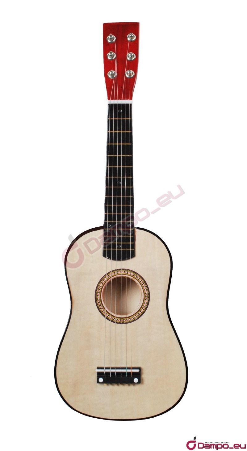 /><br /> <br /> <big><big>Tělo a krk je z lipového dřeva<br /> Kytara má krásný LESKLÝ lak<br /> Délka nástroje je 59 cm<br /> Bezproblémové uchycení popruhu</big></big><br /> <img style=