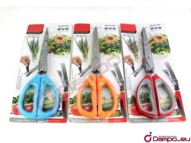 /><br /> <br /> <span>Nůžky na bylinky 5 břitů ůžky na bylinky jsou užitečným pomocníkem nejen při pěstování a následném zpracování bylinek,</span></big></big></big></div> <div style=