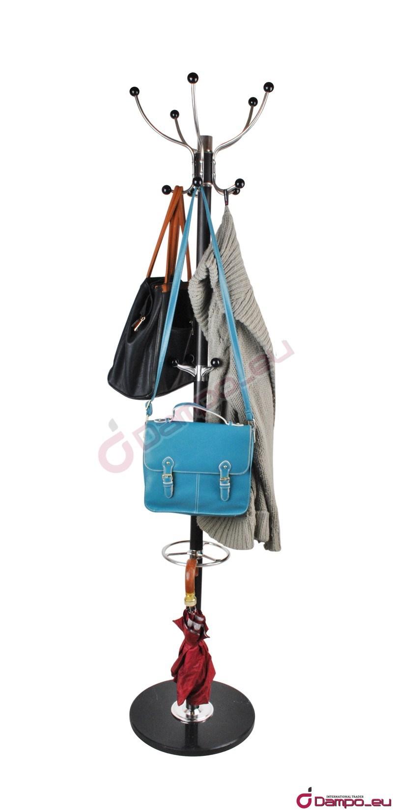 /></big></big><br /> <br /> <br /> <big><big>Horní,  delší věšáky jsou vhodné na oblečení, zaoblené konce neničí látku.  Dolní jsou pak na věšení deštníků nebo dokonce kabelek!</big></big><br /> <big><big><img style=